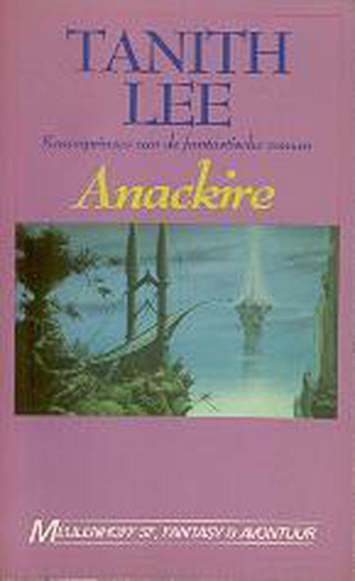 Anackire - Tanith Lee pdf epub
