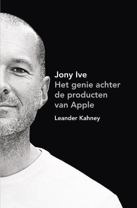 Jony Ive - Leander Kahney |