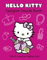 Boek cover Hello Kitty Designer Doodle Book (Hello Kitty) van Onbekend (Paperback)