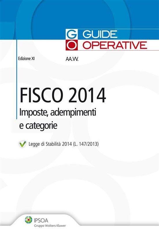 Fisco 2014 - Guida operativa