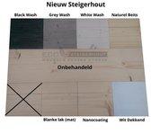 Black Wash ECO Steigerhout beits 0,75L