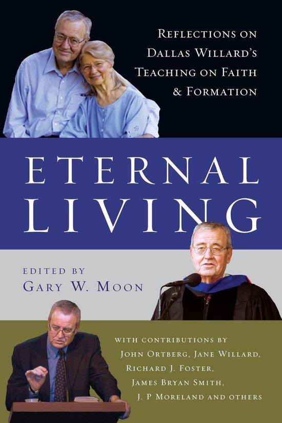 Boek cover Eternal Living van Gary W. Moon (Onbekend)