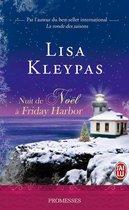 Boek cover Nuit de Noël à Friday Harbor van Lisa Kleypas