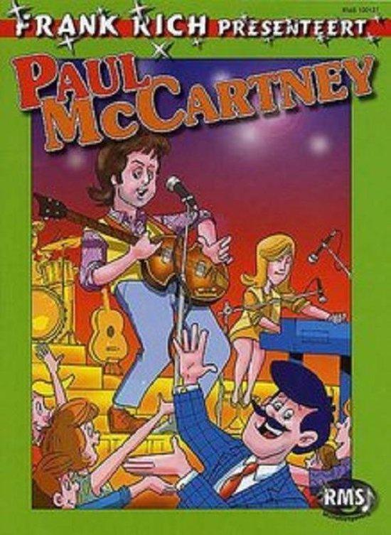 Frank rich presenteert Paul mccartney - Rich Frank  