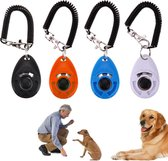 Luxe clicker voor hondentraining - train je hond o