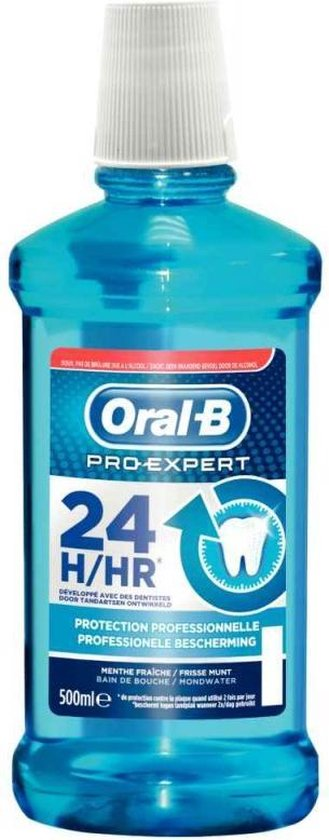 Oral-B Pro-Expert - 500 ml - Mondwater