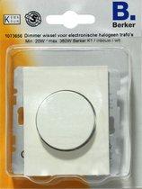 BERKER K1 dimmer 20-360 W inbouw wissel | WIT