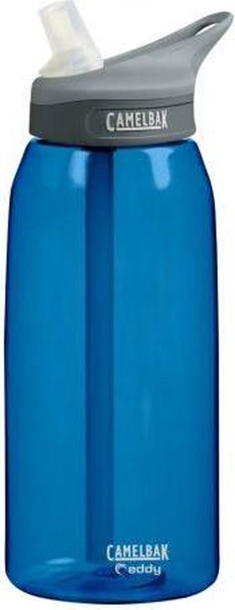 CamelBak Eddy-Drinkfles-1 L-Blauw (Navy) - Camelbak