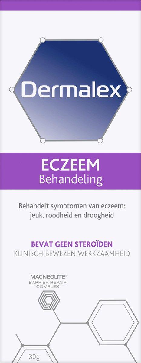 Dermalex Eczeem behandeling  repair creme - 30 gram - Dermalex