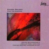 Denisov: Music For Saxophone