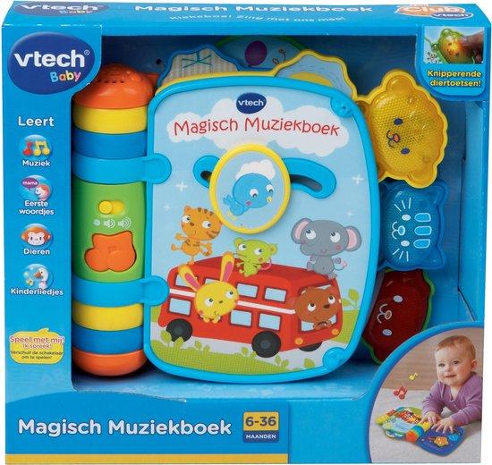 VTech Magisch Liedjesboek