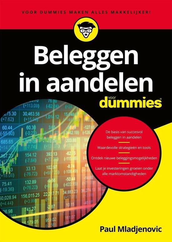 Voor Dummies - Beleggen in aandelen voor Dummies