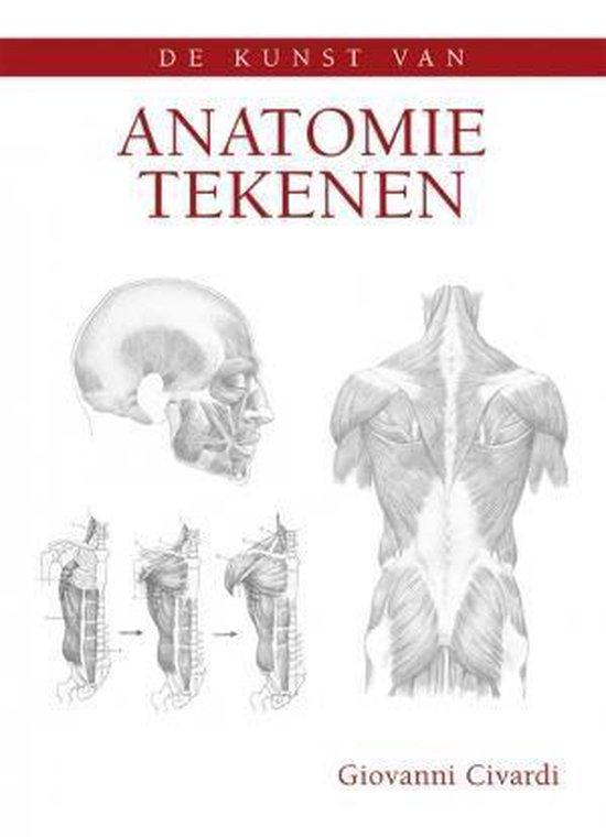 De kunst van anatomie tekenen - Giovanni Civardi  