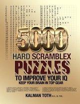 5000 Hard Scramblex Puzzles to Improve Your IQ
