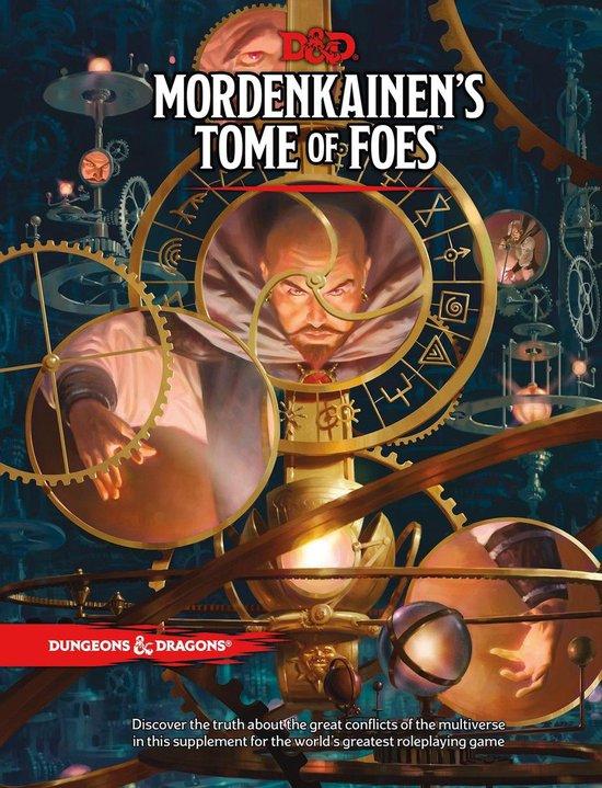 Afbeelding van D&D Mordenkainens Tome of Foes