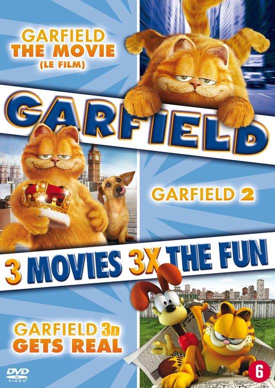 Cover van de film 'Garfield Box'