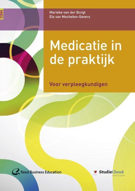 Medicatie in de praktijk - Marieke van der Burgt |