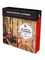 Afbeelding van Knooppunter Cafébox + Op café in Vlaanderen