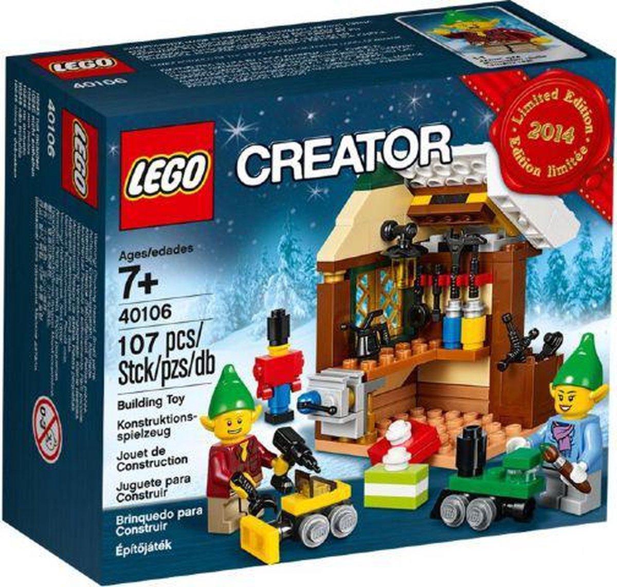 LEGO Creator Toy Workshop - 40106