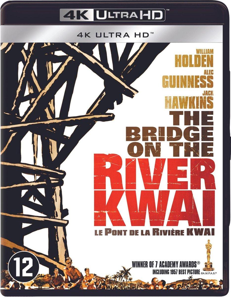 The Bridge on the River Kwai (4K Ultra HD Blu-ray)-