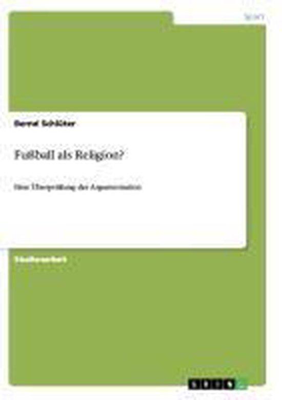 Fussball als Religion?