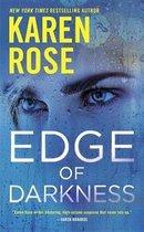 Boek cover Edge of Darkness van Karen Rose