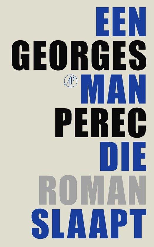 Een man die slaapt - Georges Perec  