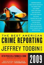 Omslag The Best American Crime Reporting 2009