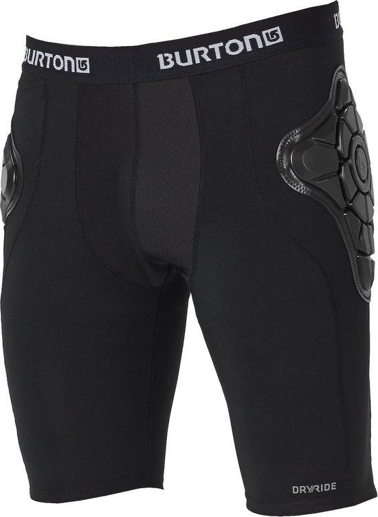 Burton Impact Short Heren Bodyprotector - Black - Maat L