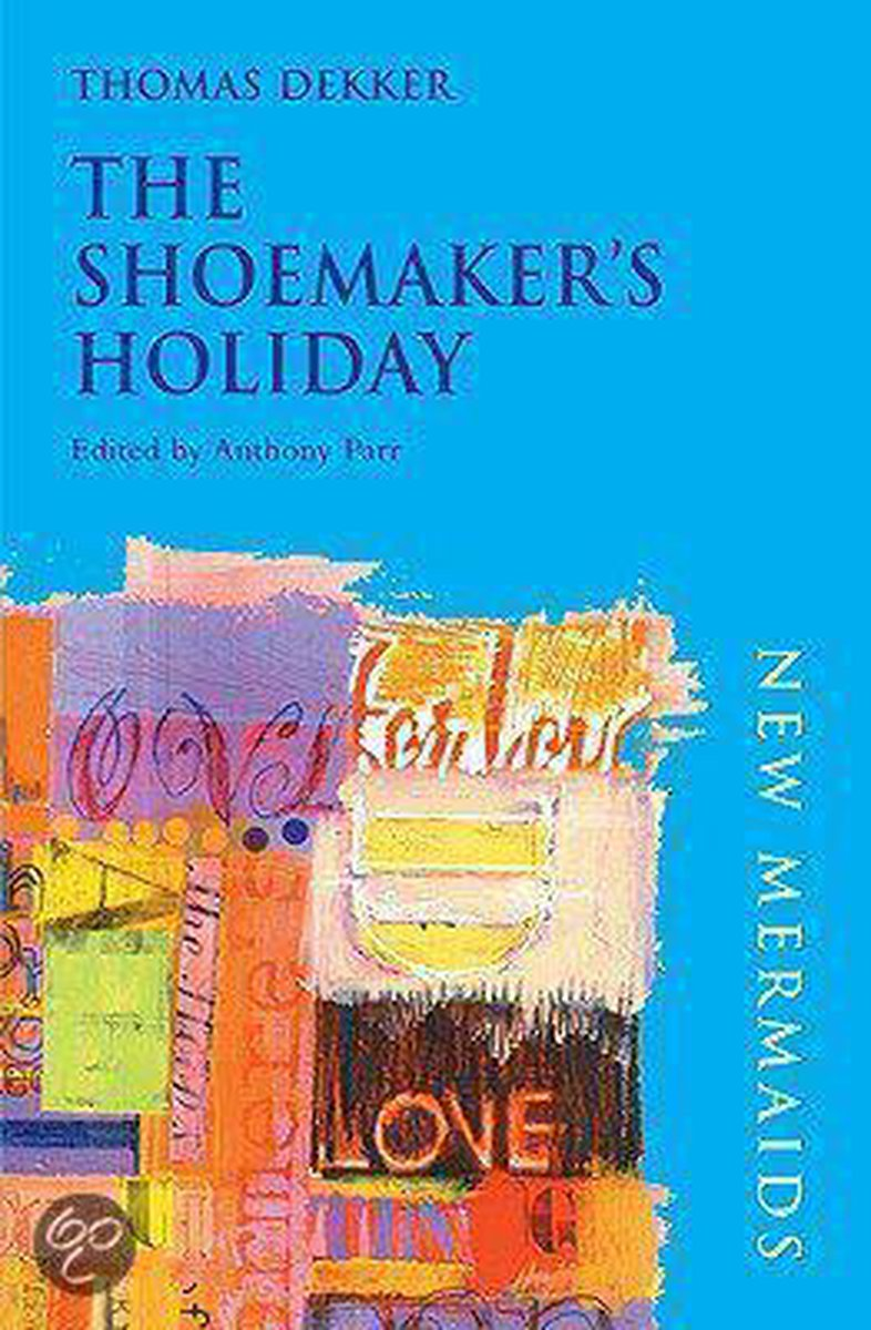 Afbeelding van product ISBN  Shoemaker's Holiday  - Thomas Dekker