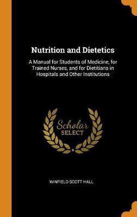 Nutrition and Dietetics