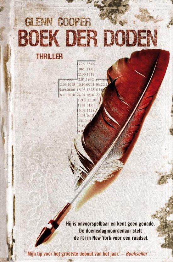 Boek der doden - Glenn Cooper |