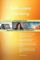 Health Systems Engineering