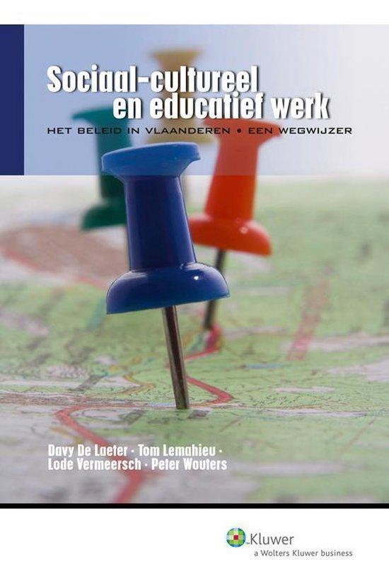 Sociaal-cultureel en educatief werk - Davy de Laeter |