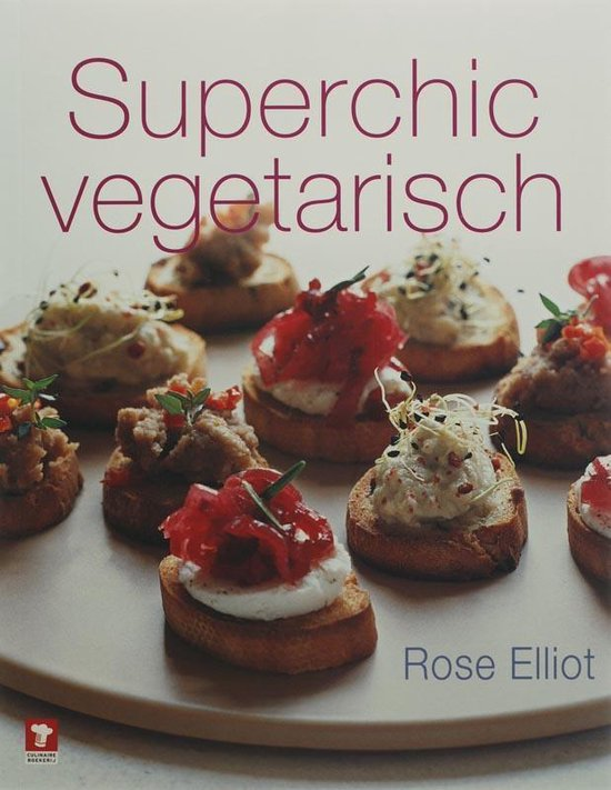 Superchic vegetarisch - Rose Elliot pdf epub