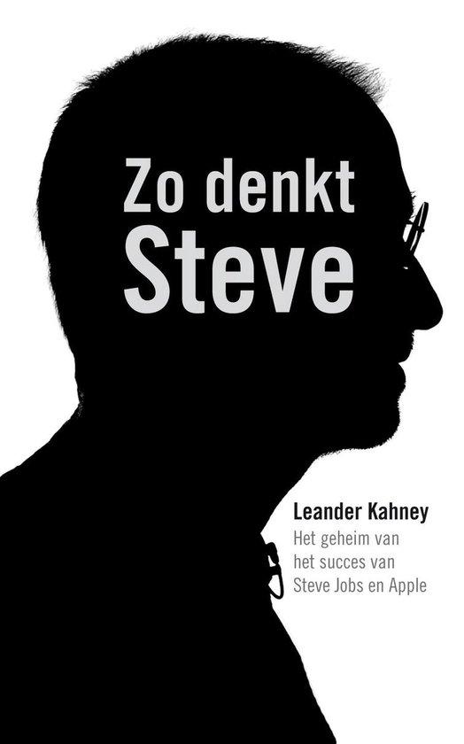 Zo denkt Steve - Leander Kahney pdf epub