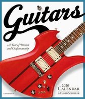 2020 Guitars Wall Calendar