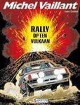 Michel Vaillant: 039 Rally op een vulkaan