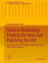 Ideas in Marketing