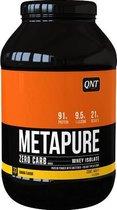 QNT -  Metapure Zero Carb - Whey Isolaat - 908 gram - Banaan
