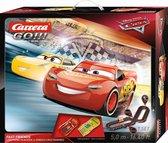 Carrera GO!!! Disney Cars 3 Fast Friends - Racebaan