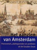 Boek cover Het aanzien van Amsterdam van Bram Bakker (Hardcover)