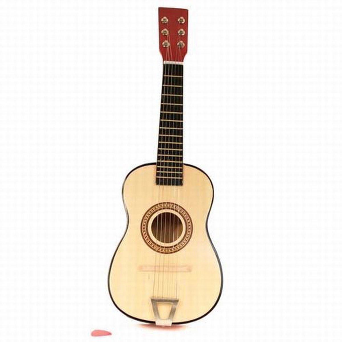 Kindergitaar Natural 60 cm gitaar