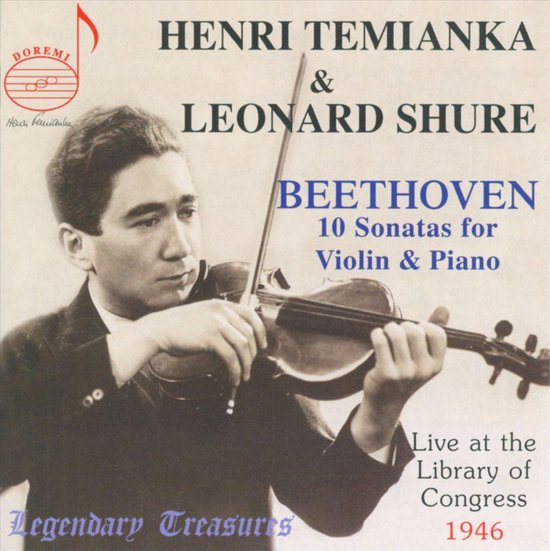 Beethoven Violin Sonatas