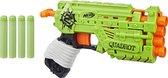 NERF Zombie Strike Quadrot - Blaster