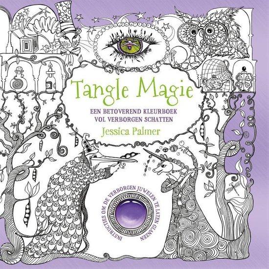 Tangle magie - Jessica Palmer |