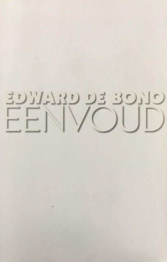EENVOUD - Edward de Bono |