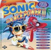 Sonic dance power III - cd
