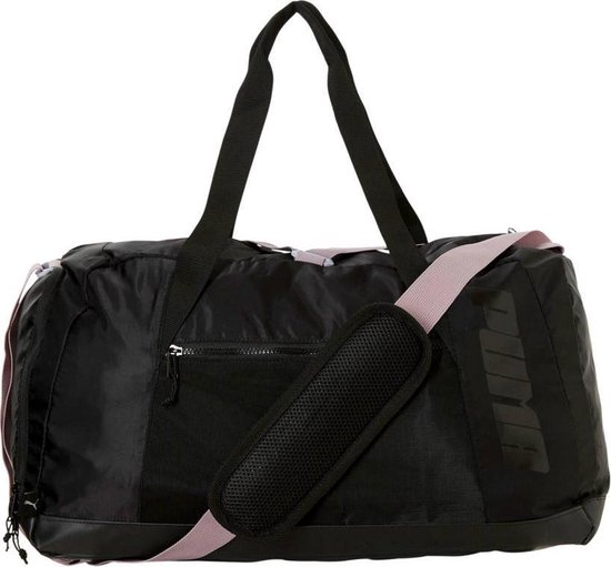 PUMA At Duffle Bag Sporttas Dames - Puma Black