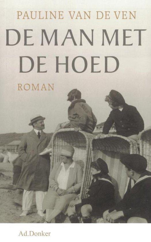 Cover van het boek 'De man met de hoed' van P. van de Ven